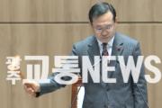 """광주시의회 """"개인택시 60대 양도 및 상속 조례""""본회의 통과"""