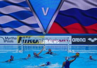 자원봉사자 돋보이는 광주세계수영선수권대회